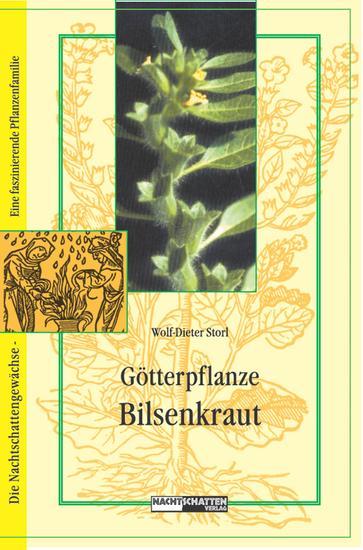 Götterpflanze Bilsenkraut - cover