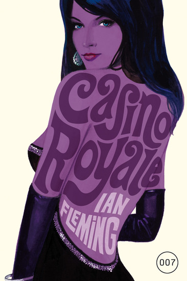James Bond 01 - Casino Royale - cover
