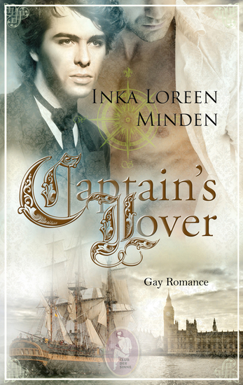 The Captain's Lover - cover