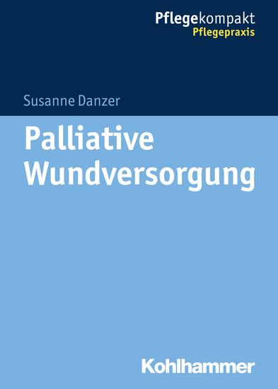 Palliative Wundversorgung - cover