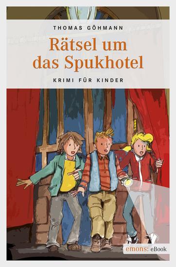 Rätsel um das Spukhotel - cover