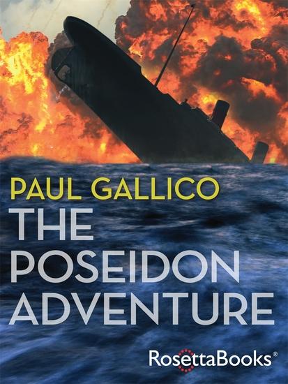 The Poseidon Adventure - cover