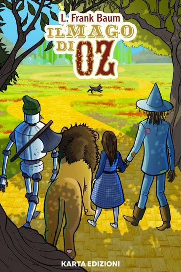 Il mago di Oz - cover