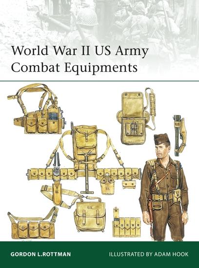 World War II US Army Combat Equipments - cover