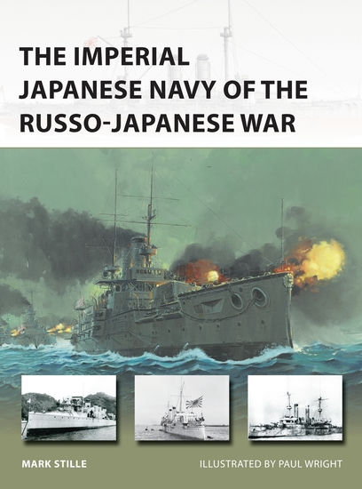 The Imperial Japanese Navy of the Russo-Japanese War - cover