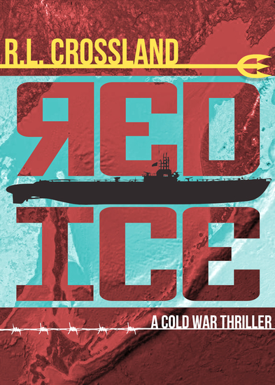Red Ice - A Cold War Thriller - cover