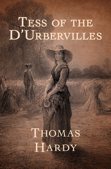Tess of the D'Urbervilles - cover