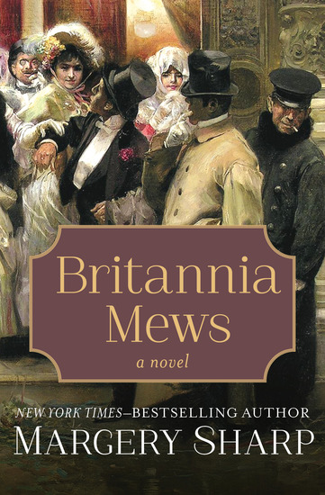 Britannia Mews - A Novel - cover