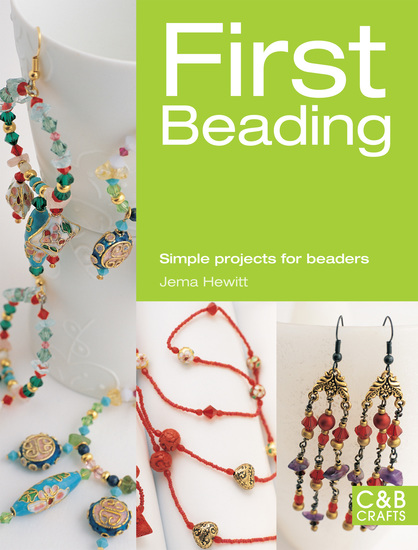 First Beading - Simple Projects for Beaders - cover