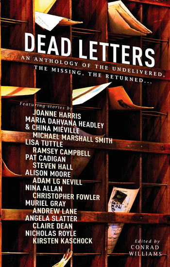Dead Letters: An Anthology - cover