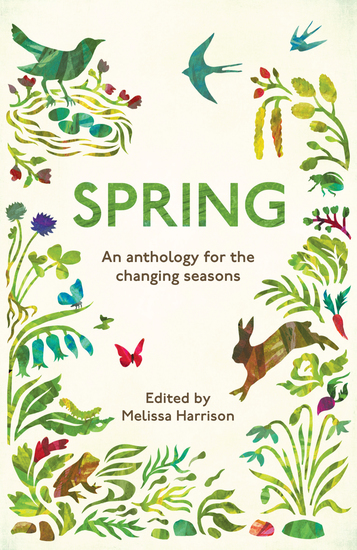 Spring - An Anthology for the Changing Seasons - cover