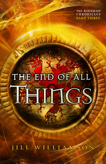The End of All Things (The Kinsman Chronicles) - Part 3 - cover