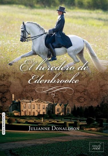 El heredero de edenbrooke - cover