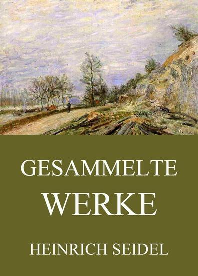 Gesammelte Werke - Erweiterte Ausgabe - cover