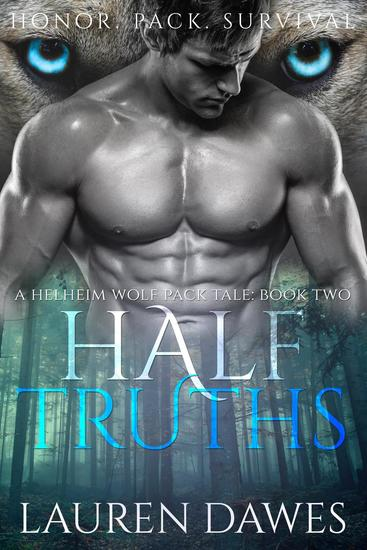 Half Truths - A Helheim Wolf Pack Tale #2 - cover