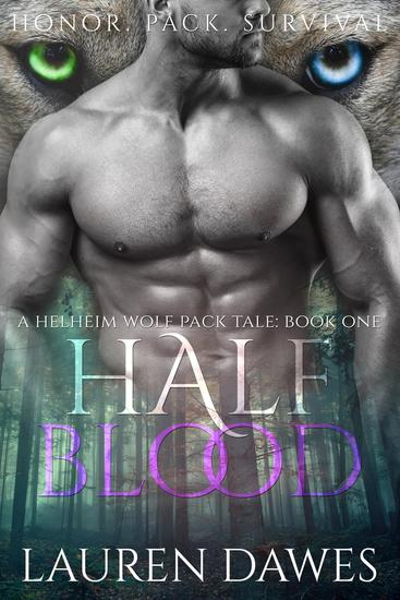 Half Blood - A Helheim Wolf Pack Tale #1 - cover