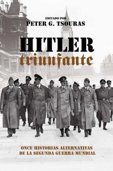 Hitler triunfante - cover