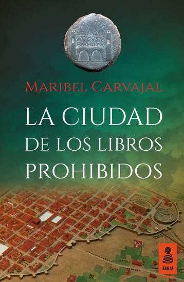La ciudad de los libros prohibidos - cover
