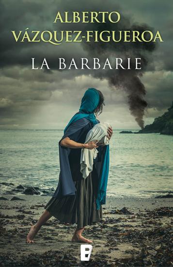 La barbarie - cover