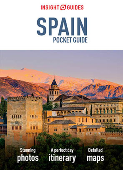 Insight Guides Pocket Spain (Travel Guide eBook) - cover