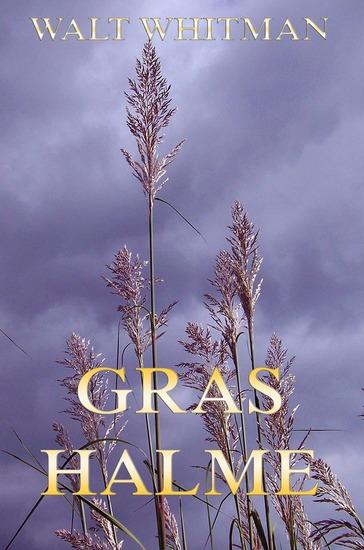 Grashalme - Erweiterte Ausgabe - cover