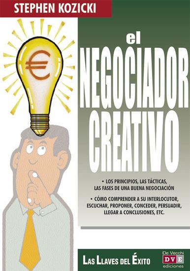 El negociador creativo - cover