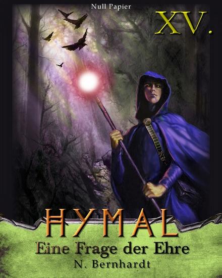 Der Hexer von Hymal Buch XV: Eine Frage der Ehre - Fantasy Made in Germany - cover