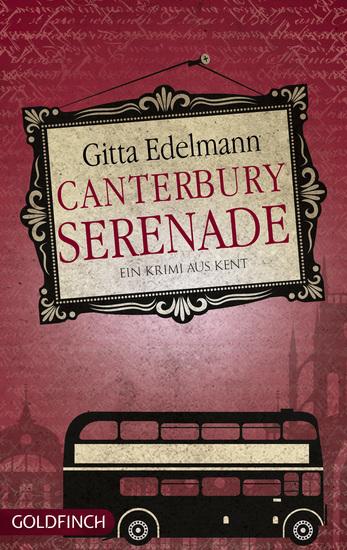 Canterbury Serenade - Ein Krimi aus Kent - cover