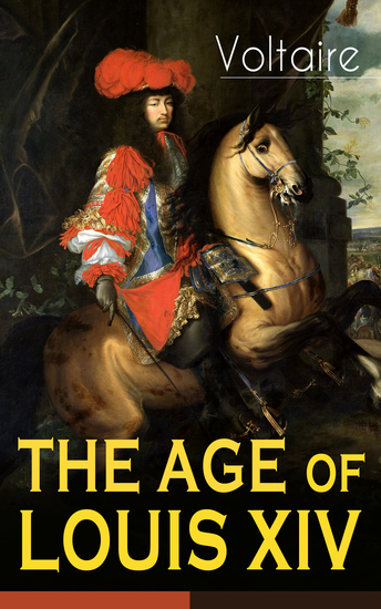 The age of louis xiv - cover