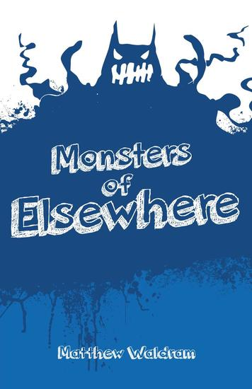 Monsters of Elsewhere - cover
