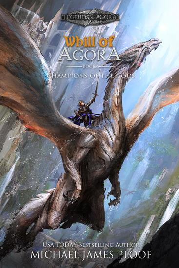 Champions of the Gods - Whill of Agora #6 - cover