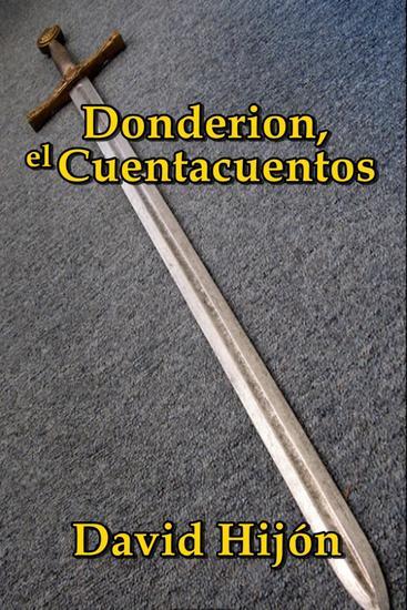 Donderion el Cuentacuentos - cover