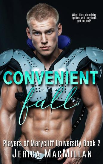 Convenient Fall - Players of Marycliff University #2 - cover