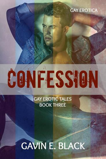 Third Time's A Charm - Gay Erotic Tales #3 - cover