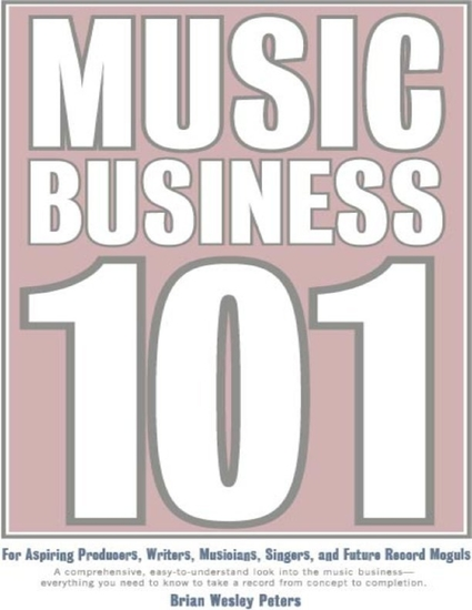 Music Business 101 - cover