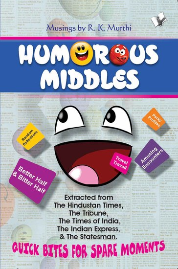 Humourous middles - cover