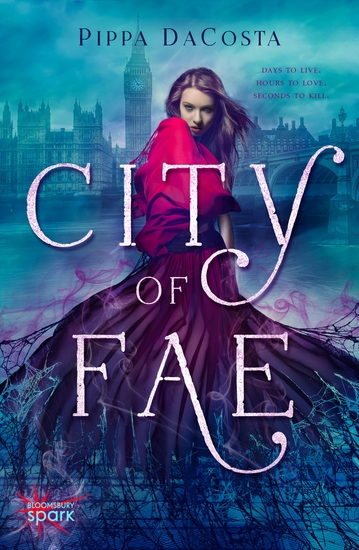 City of Fae - A London Fae Novel - cover