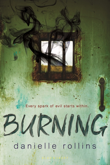 Burning - cover