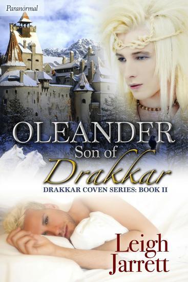 Oleander Son of Drakkar - Drakkar Coven #2 - cover