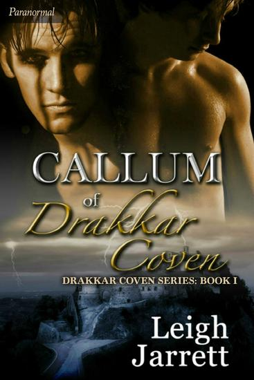 Callum of Drakkar Coven - Drakkar Coven #1 - cover