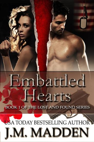 Embattled Hearts - Lost and Found #1 - cover