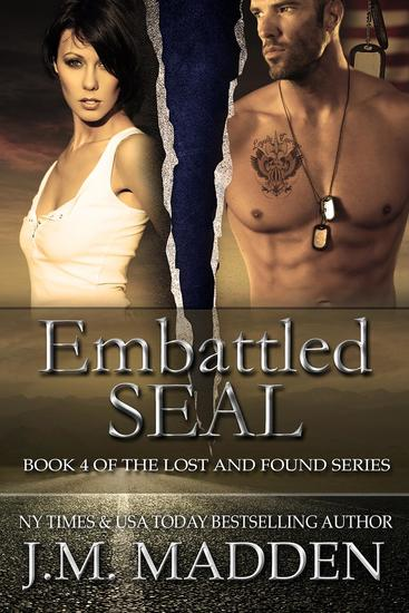 Embattled SEAL - Lost and Found #4 - cover