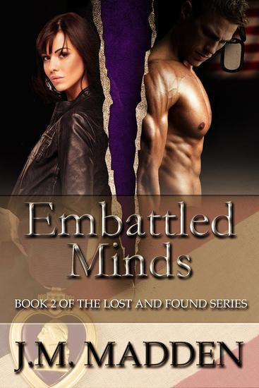 Embattled Minds - Lost and Found #2 - cover