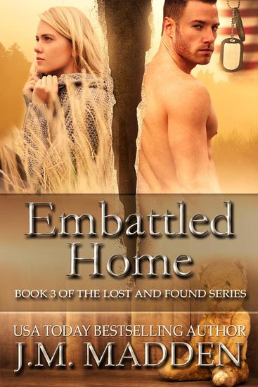 Embattled Home - Lost and Found #3 - cover