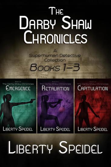 The Darby Shaw Chronicles: Books 1 - 3 - The Darby Shaw Chronicles - cover