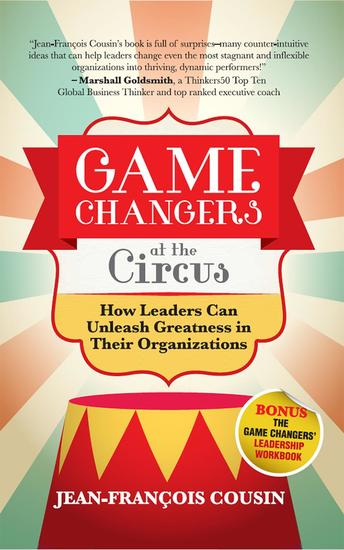 Game Changers at the Circus - cover