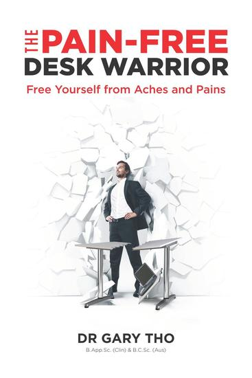 The Pain-Free Desk Warrior - cover