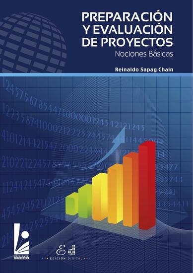 Preparación y Evaluación de Proyectos Nociones Básicas - cover