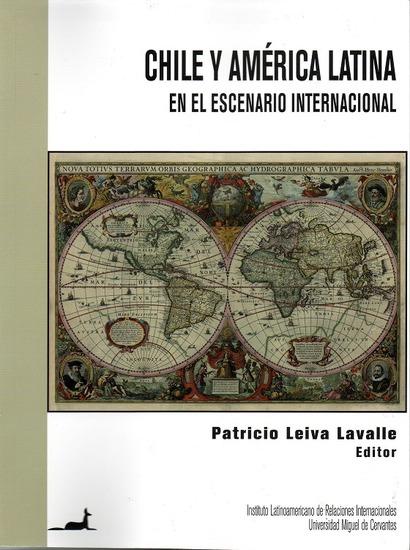 Chile y América Latina en el escenario internacional - cover