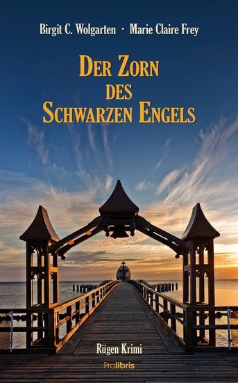 Der Zorn des schwarzen Engels - Rügen Krimi - cover